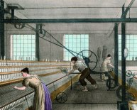 Cotton manufacturing process