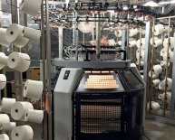 Cotton yarn manufacturing process