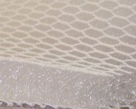 Knitted fabric construction