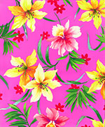 Tropical Textile Design